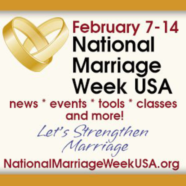 National Marriage Week USA