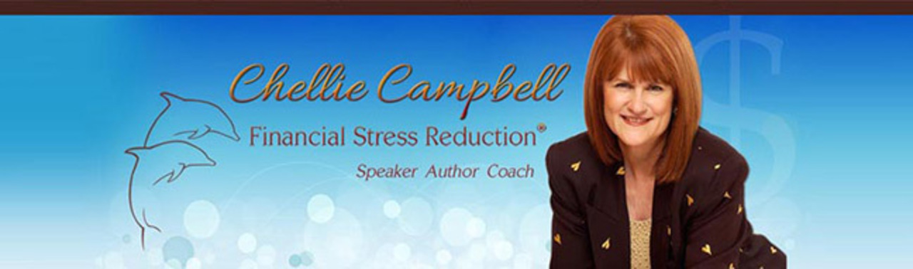 Chellie Campbell, Financial Stress Reduction Speaker, Author, Coach