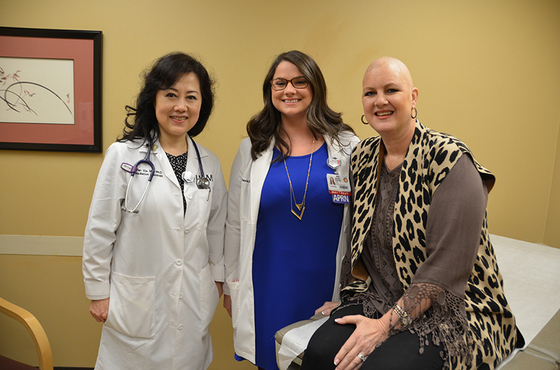 Faith in Cancer Care Team Keeps New Mexico Woman at UAMS