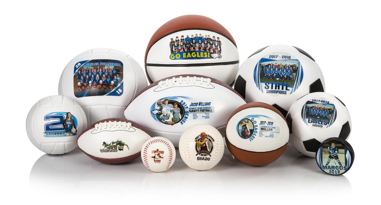 Sports Photo Balls