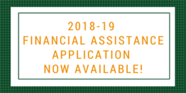 DLS Financial Assistance Home Page