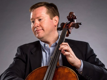 Jacobsen Series kicks off with cello music by Alistair MacRae, Jan. 19