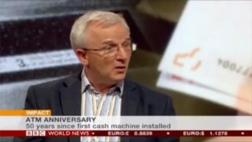 Ron Delnevo on BBC World News