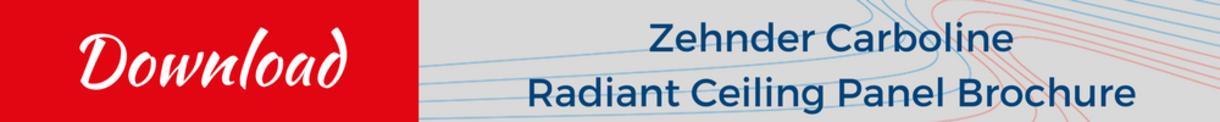 Download Zehner Carboline Radiant Ceiling Panel Brochure