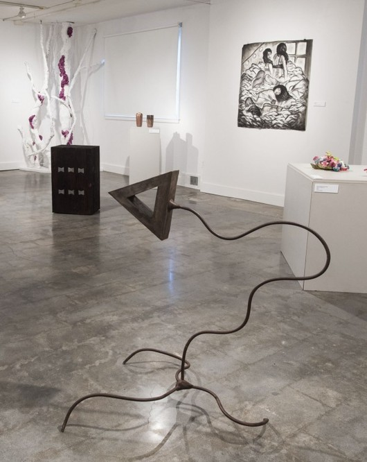 Art Students Annual exhibit opens at Kittredge Gallery