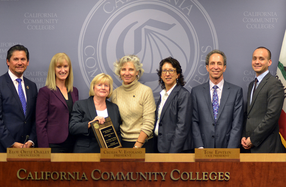 SBCC Express to Success Program Receives Exemplary Award