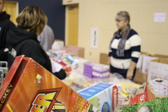 Children's Christmas Program Provides for More Than 2,100 Newaygo County Kids