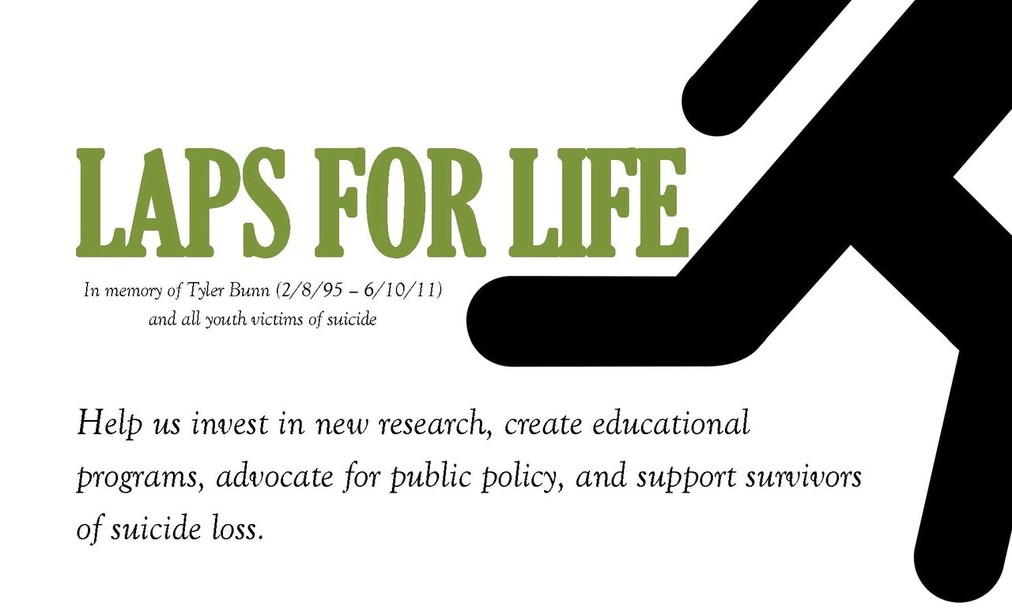 Laps for Life Homepage