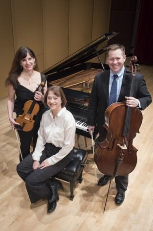 Puget Sound Trio plays the next Jacobsen concert, Feb. 9