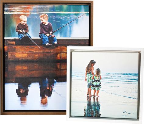 Framed Gallery Wraps