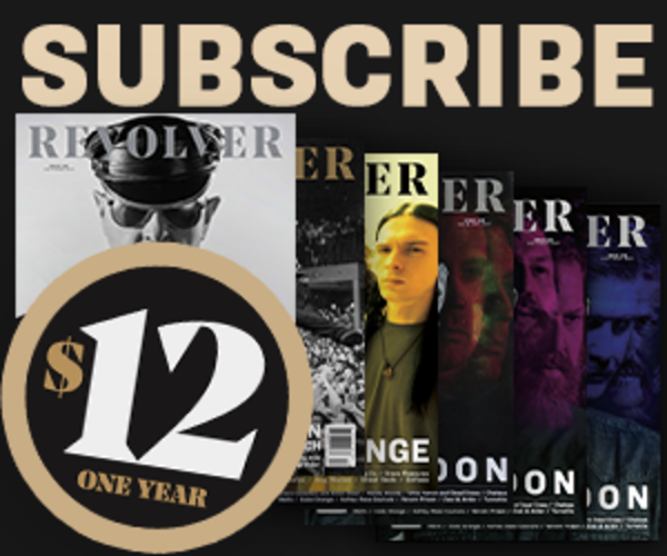 Subscribe To Revovler Magazine