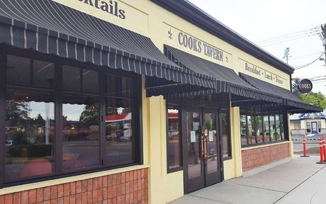 Dine at Cooks Tavern on Wednesday and support scholarships for community music students