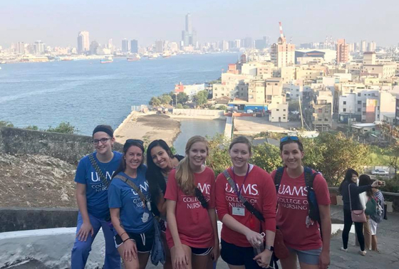 Nursing, Pharmacy Students Go Abroad Over Holiday Break