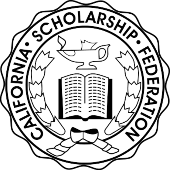 DLS California Scholarship Federation - Chapter 918