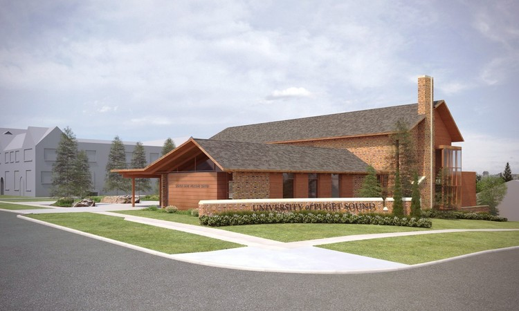 Leavey Foundation makes major gift toward construction of new welcome center