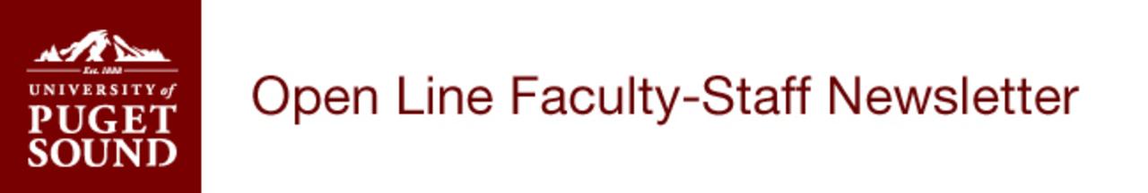 Open Line Faculty-Staff Newsletter