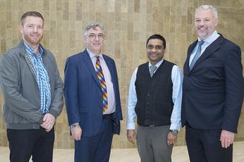 Welsh Delegation and Dr. Ramadoss
