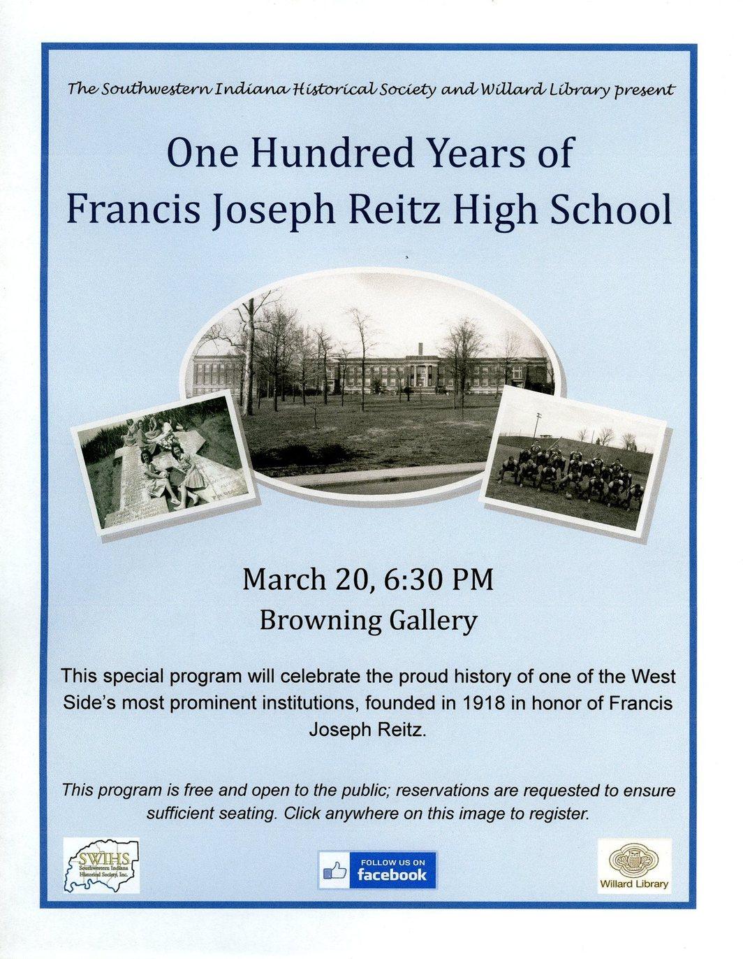 Reitz High School History Program