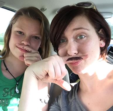 Valerie and Johanna, a True Mentors success