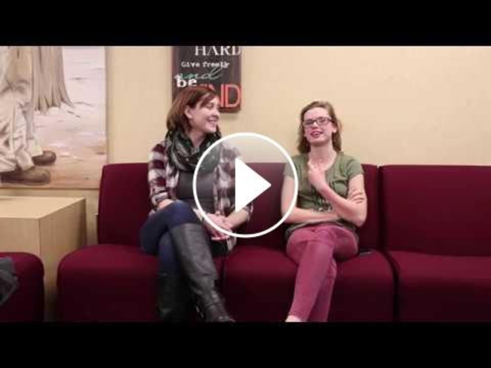 Meet Valerie and Johanna, a TrueMentors success story