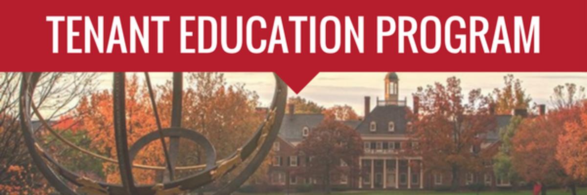 Tenant Education Program