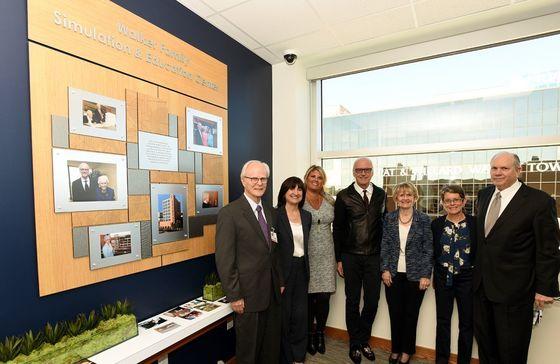 UAMS Jones Eye Institute Opens Walker Eye Surgical Simulation & Education Center