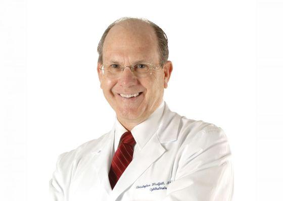 Christopher Westfall, M.D.