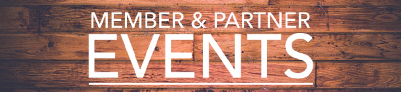 Member & Partner Events