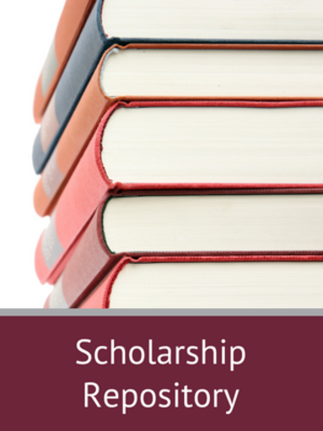 Faculty scholarship repository