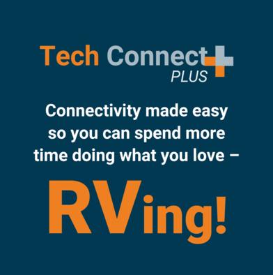 Tech Connect Plus Ad