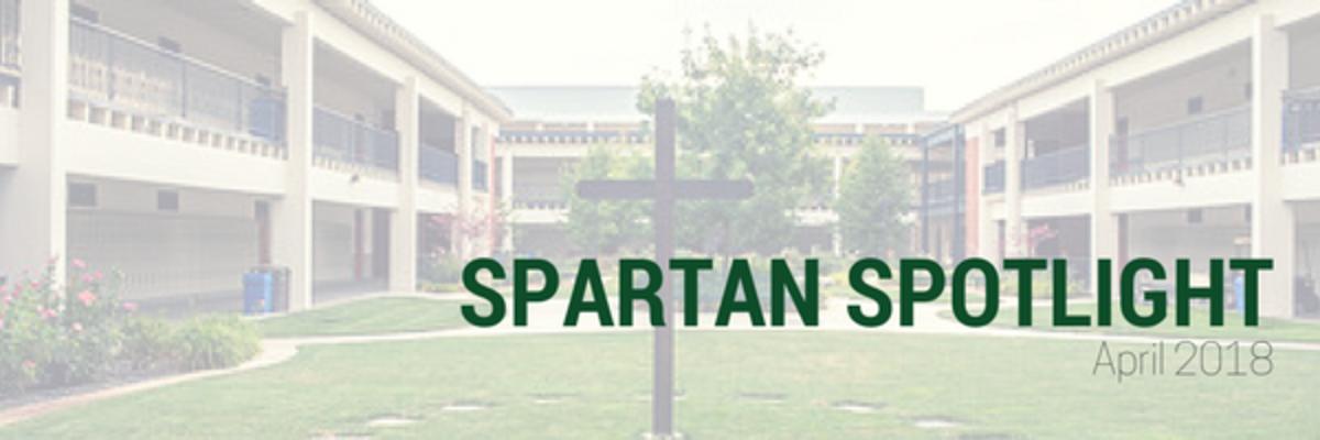 DLS Spartan Spotlight Home Page