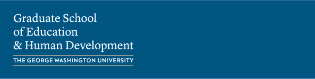 GW Graduate School of Education and Human Development