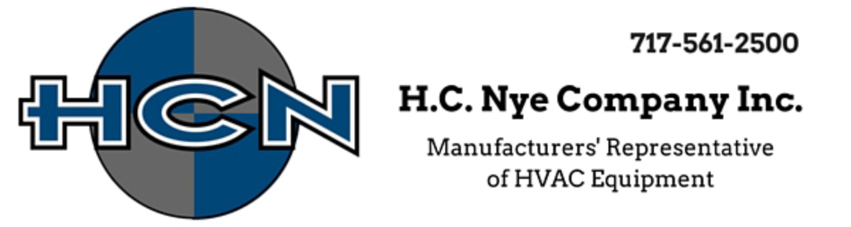 H.C. Nye Company Inc.  - Manufacturers' Representative of HVAC Equipment