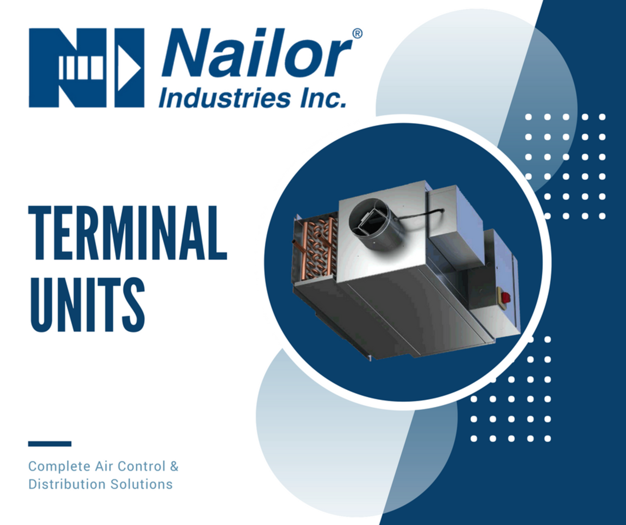 Nailor Terminal Units - Complete Air Control & Distribution Solutions