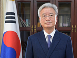 Global Business Breakfast – Conversation with His Excellency Cho Yoon-je, Ambassador of the Republic of Korea, for members of Meridian Corporate Council