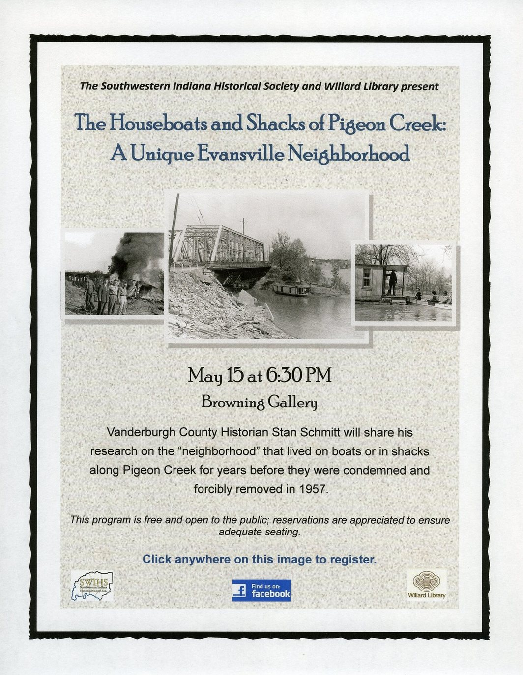 History of Pigeon Creek program