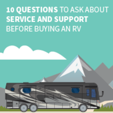 10 Questions to Ask About Service and Support Before Buying an RV - Spartan