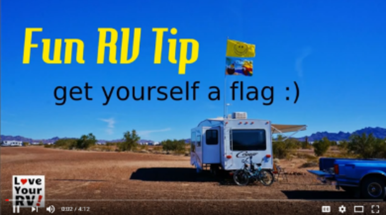 Flag Video