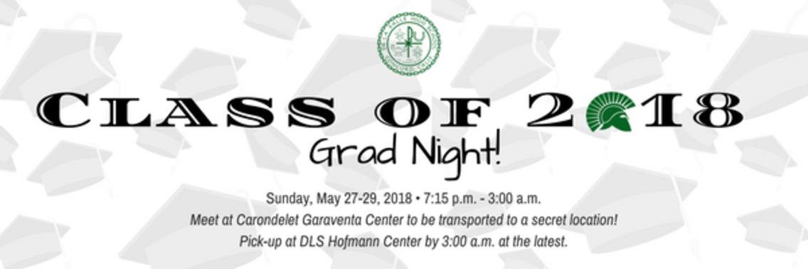 Grad Night 2018
