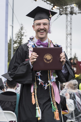 Commencement Ceremony, May 13