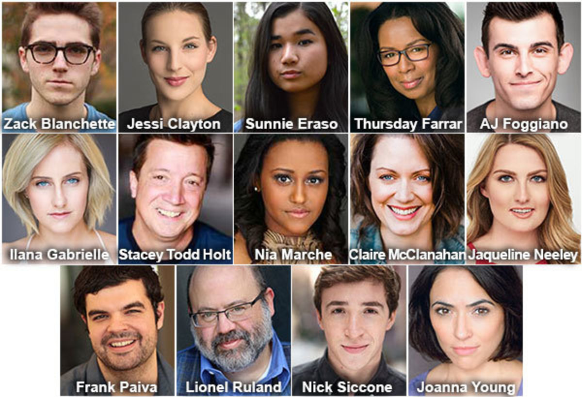 Announcing the Small Town Story Cast