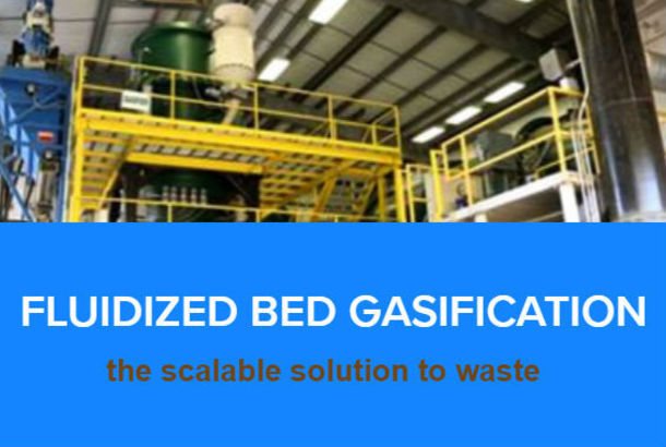 Fluidized Bed Gasification
