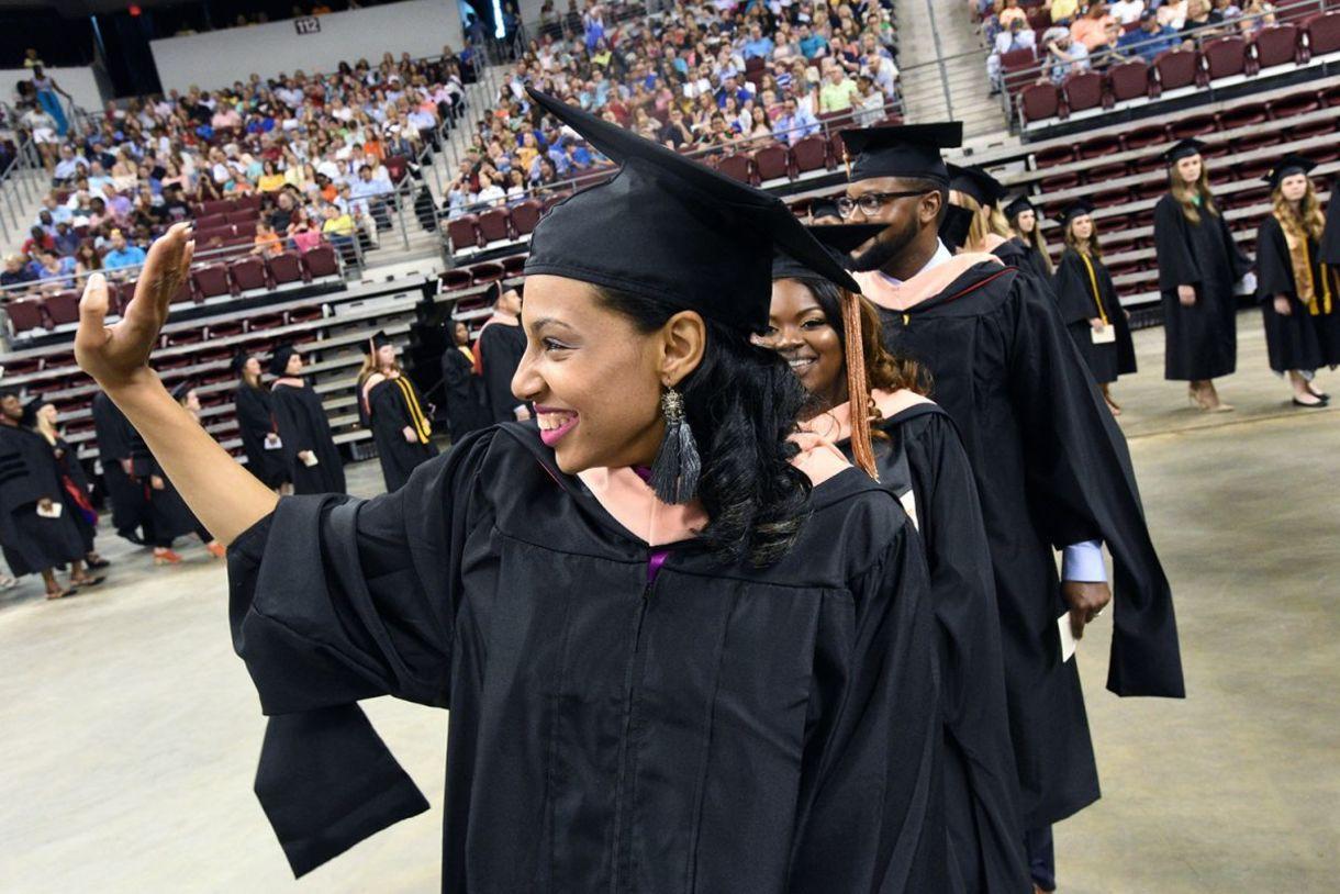 UAMS Graduates Health Professionals