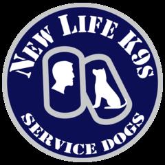 New Life K9s Logo