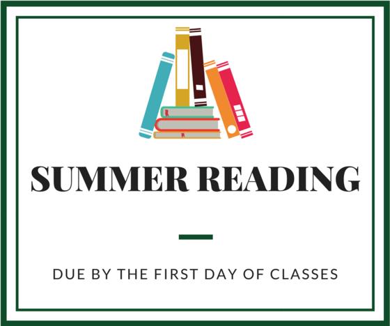 DLS 2018 Summer Reading
