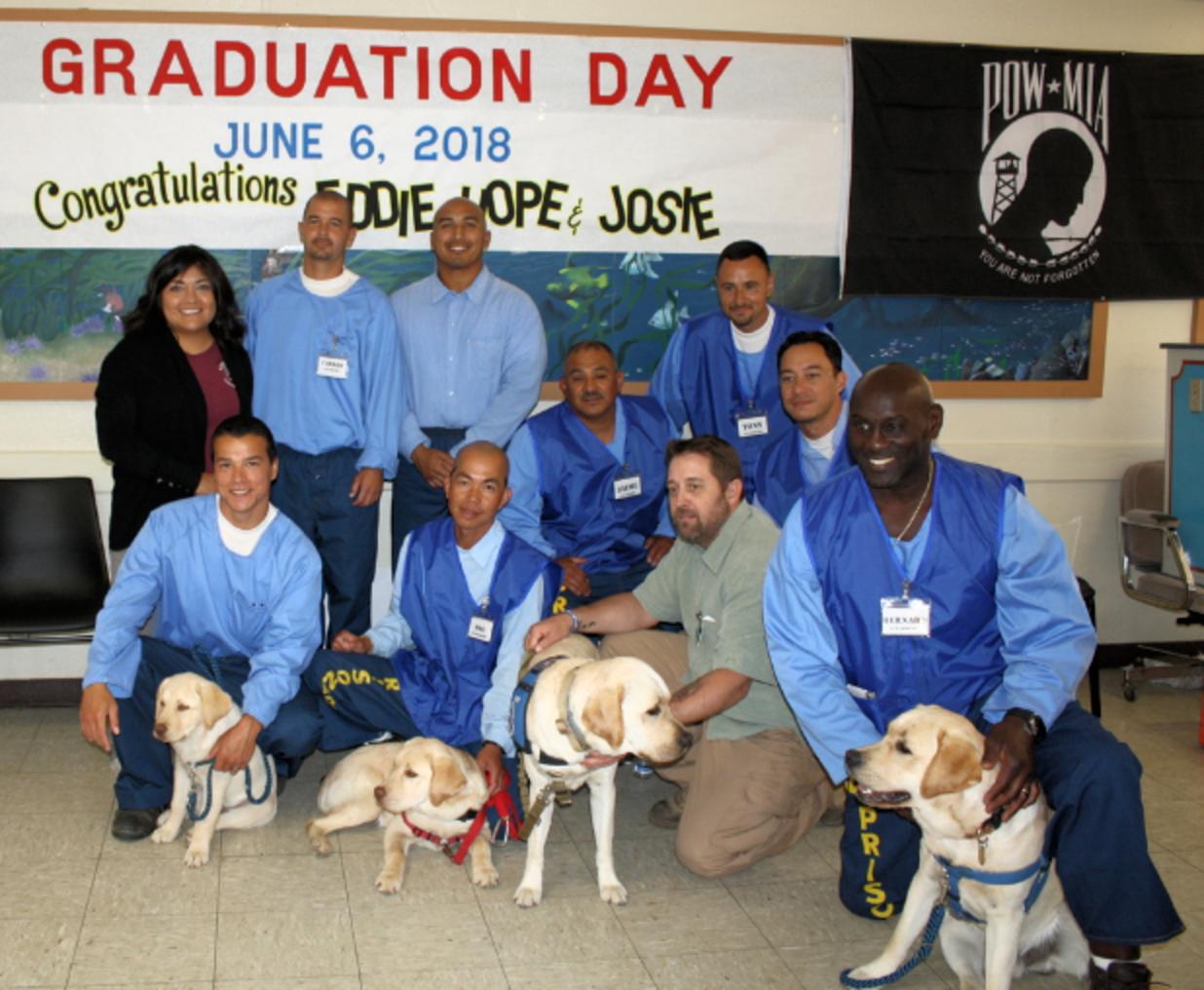 New Life K9s Graduation