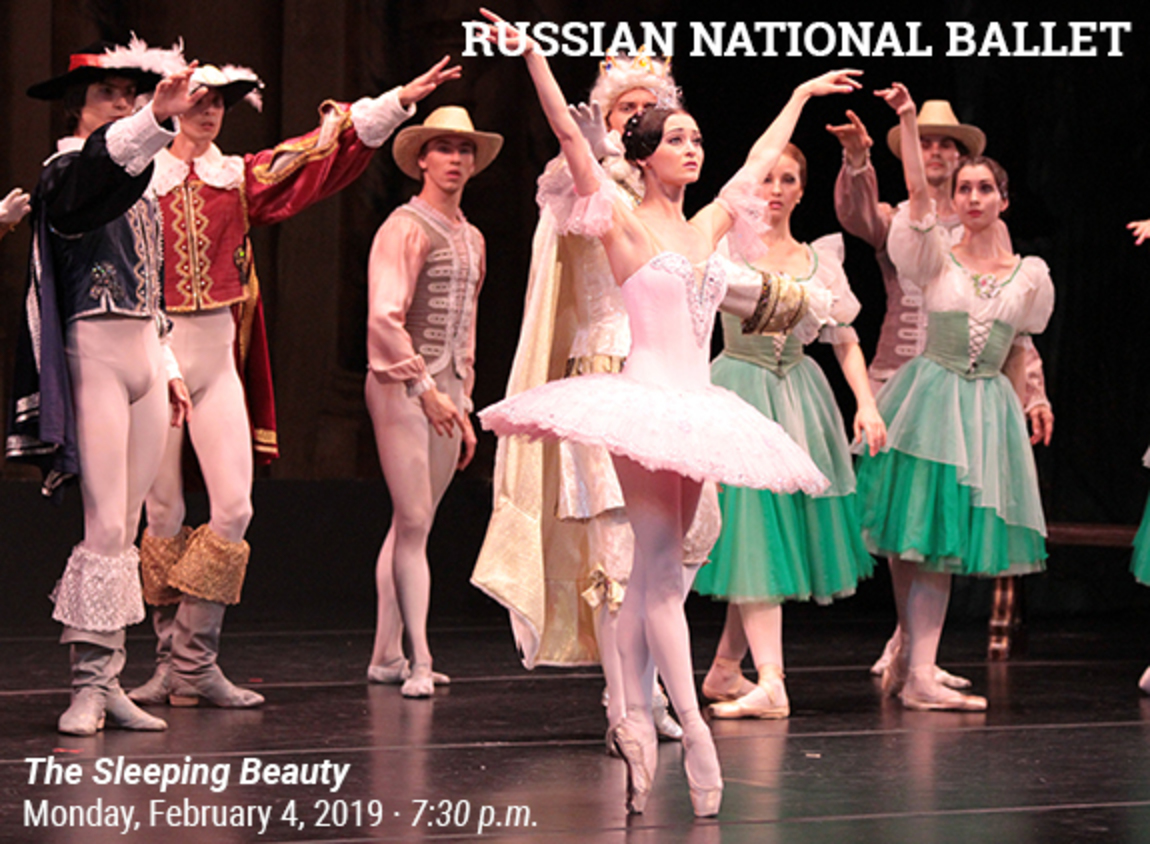Russian National Ballet: The Sleeping Beauty