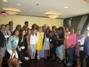 African Women's Entrepreneurship Program Product Showcase – Experience fashion, food and artisan goods from over 20 countries across Sub-Saharan Africa.