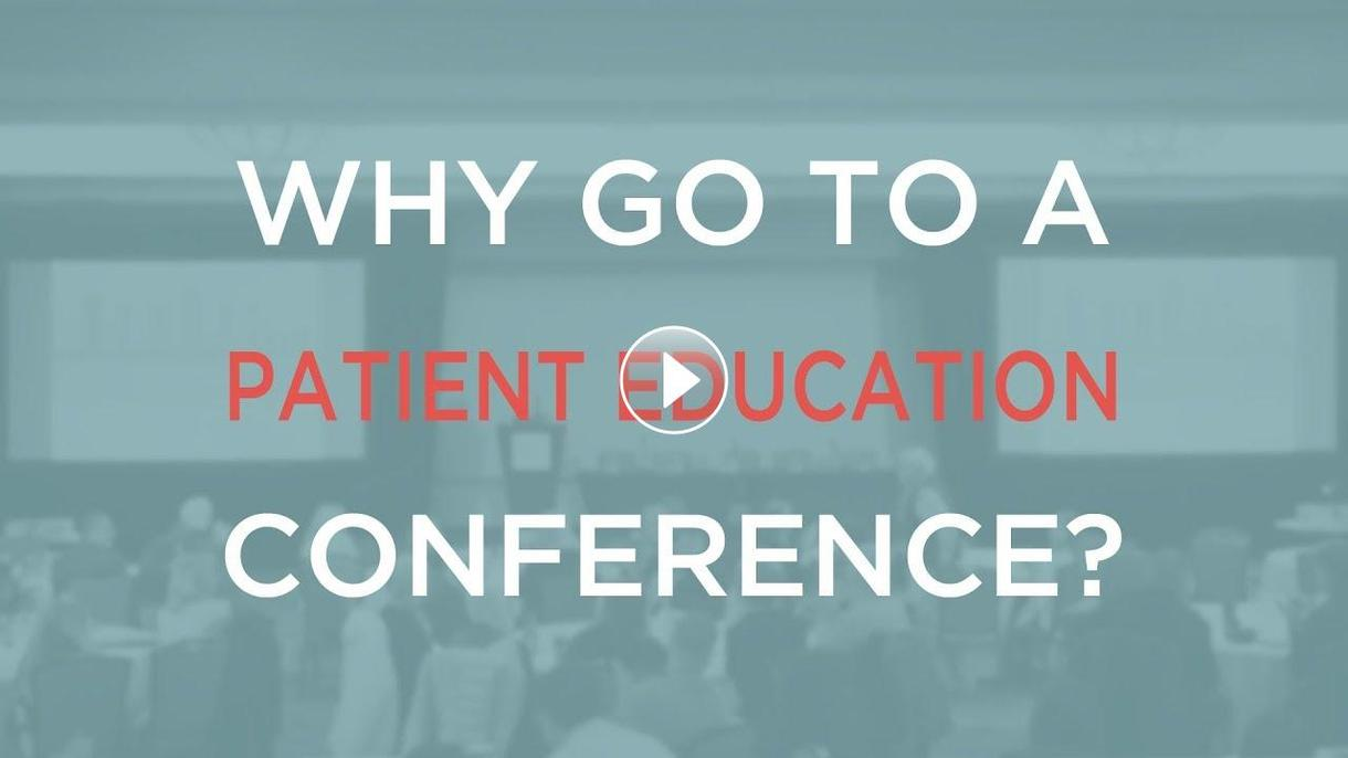 Neuroendocrine tumor patients and doctors talk about why it is important to attend educational events