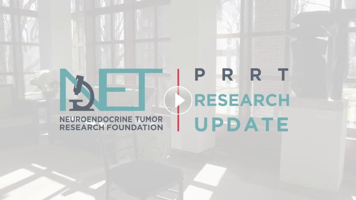 Improving PRRT for NETs video 2018